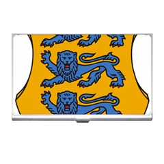 Lesser Arms of Estonia  Business Card Holders