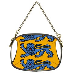 Lesser Arms of Estonia  Chain Purses (One Side)
