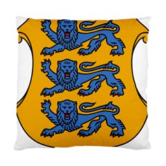 Lesser Arms of Estonia  Standard Cushion Case (Two Sides)