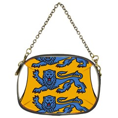 Lesser Arms of Estonia  Chain Purses (Two Sides)