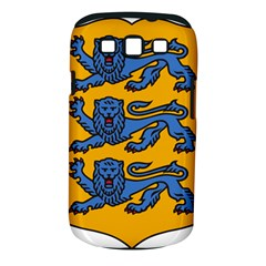 Lesser Arms of Estonia  Samsung Galaxy S III Classic Hardshell Case (PC+Silicone)
