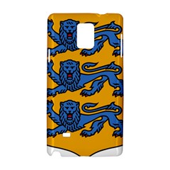 Lesser Arms of Estonia  Samsung Galaxy Note 4 Hardshell Case