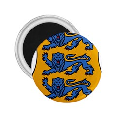 Lesser Arms of Estonia 2.25  Magnets