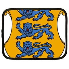 Lesser Arms of Estonia Netbook Case (XL)