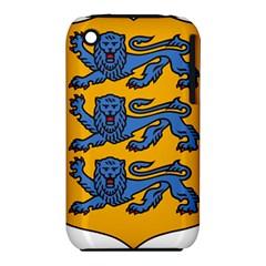 Lesser Arms of Estonia iPhone 3S/3GS
