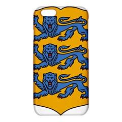 Lesser Arms of Estonia iPhone 6/6S TPU Case