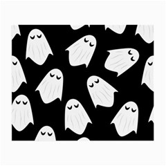 Ghost Halloween Pattern Small Glasses Cloth (2 Side)
