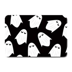 Ghost Halloween Pattern Plate Mats