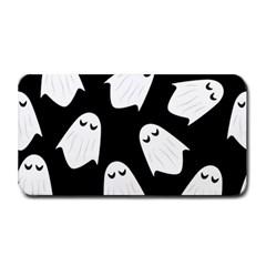 Ghost Halloween Pattern Medium Bar Mats