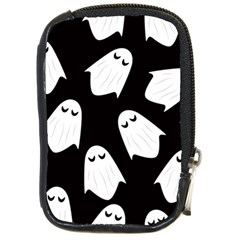 Ghost Halloween Pattern Compact Camera Cases