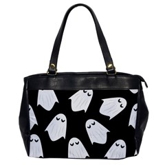 Ghost Halloween Pattern Office Handbags