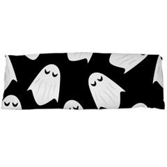 Ghost Halloween Pattern Body Pillow Case (Dakimakura)