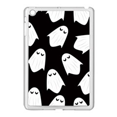 Ghost Halloween Pattern Apple Ipad Mini Case (white)
