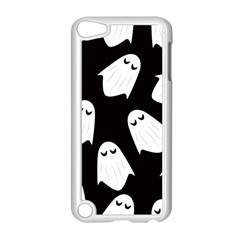 Ghost Halloween Pattern Apple Ipod Touch 5 Case (white)