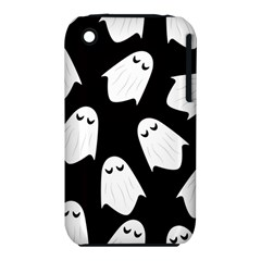 Ghost Halloween Pattern Iphone 3s/3gs