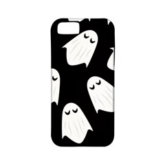 Ghost Halloween Pattern Apple Iphone 5 Classic Hardshell Case (pc+silicone)