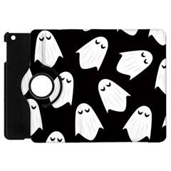 Ghost Halloween Pattern Apple Ipad Mini Flip 360 Case