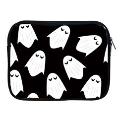 Ghost Halloween Pattern Apple Ipad 2/3/4 Zipper Cases