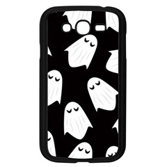 Ghost Halloween Pattern Samsung Galaxy Grand Duos I9082 Case (black)