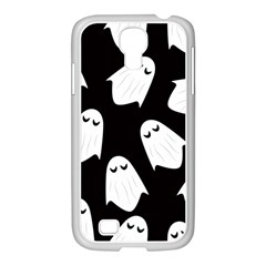 Ghost Halloween Pattern Samsung Galaxy S4 I9500/ I9505 Case (white)