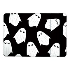 Ghost Halloween Pattern Samsung Galaxy Tab Pro 10 1  Flip Case