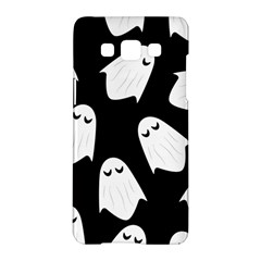 Ghost Halloween Pattern Samsung Galaxy A5 Hardshell Case