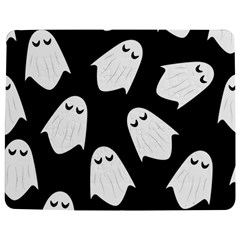 Ghost Halloween Pattern Jigsaw Puzzle Photo Stand (Rectangular)