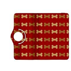 Dog Bone Background Dog Bone Pet Kindle Fire Hdx 8 9  Flip 360 Case