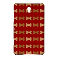 Dog Bone Background Dog Bone Pet Samsung Galaxy Tab S (8 4 ) Hardshell Case