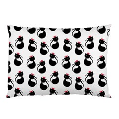 Cat Seamless Animal Pattern Pillow Case