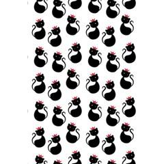 Cat Seamless Animal Pattern 5 5  X 8 5  Notebooks