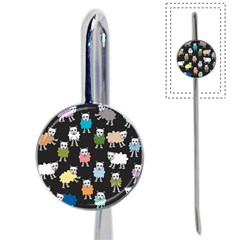 Sheep Cartoon Colorful Book Mark
