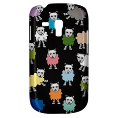 Sheep Cartoon Colorful Galaxy S3 Mini