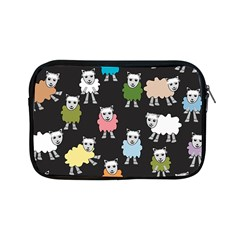 Sheep Cartoon Colorful Apple Ipad Mini Zipper Cases