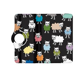 Sheep Cartoon Colorful Kindle Fire Hdx 8 9  Flip 360 Case