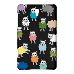 Sheep Cartoon Colorful Samsung Galaxy Tab S (8 4 ) Hardshell Case