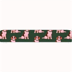 Dog Animal Pattern Small Bar Mats
