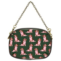 Dog Animal Pattern Chain Purses (one Side)