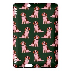 Dog Animal Pattern Kindle Fire Hdx Hardshell Case