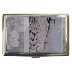 Orchid Silver Pink Malibu Surf Case