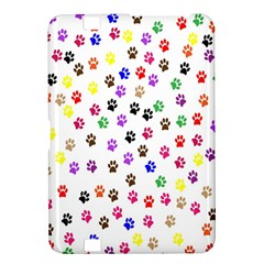 Paw Prints Background Kindle Fire Hd 8 9