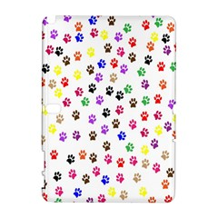 Paw Prints Background Galaxy Note 1
