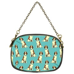 Dog Animal Pattern Chain Purses (Two Sides)
