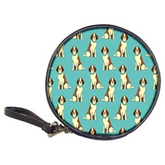 Dog Animal Pattern Classic 20 Cd Wallets
