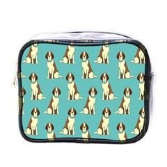 Dog Animal Pattern Mini Toiletries Bags
