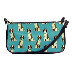 Dog Animal Pattern Shoulder Clutch Bags