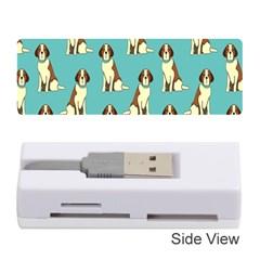 Dog Animal Pattern Memory Card Reader (stick)
