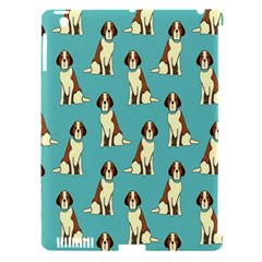 Dog Animal Pattern Apple Ipad 3/4 Hardshell Case (compatible With Smart Cover)
