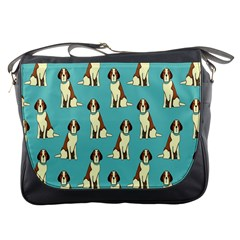 Dog Animal Pattern Messenger Bags