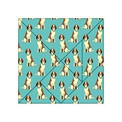 Dog Animal Pattern Acrylic Tangram Puzzle (4  X 4 )